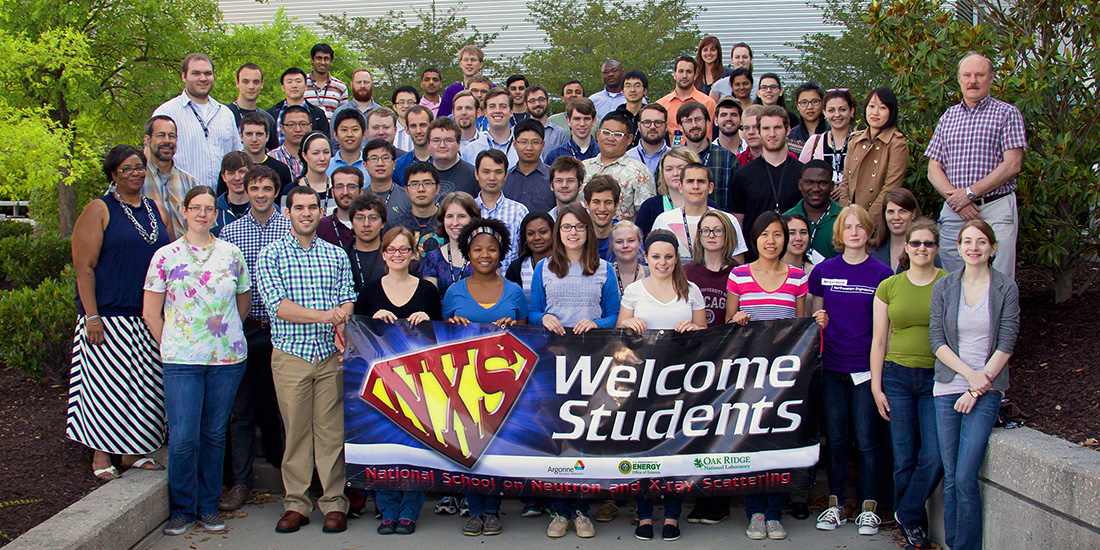 National School on Neutron and X-Ray Scattering Class of 2014